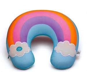 Almofada massageadora Arco íris