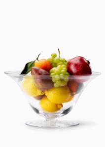 Arranjo com frutas 1