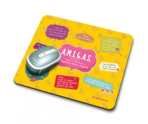 Mouse Pad A.M.I.G.A.S