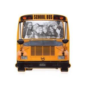 Porta Retrato Onibus Escolar