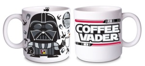 Caneca Coffee Vader