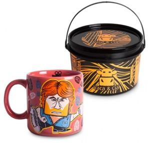 Caneca na Lata Coffee Norris 1