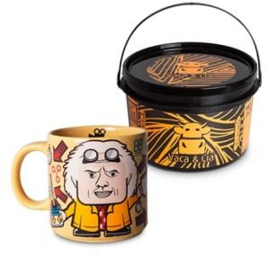 Caneca na Lata de Volta para  a Cafeína 1