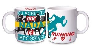 Caneca Running