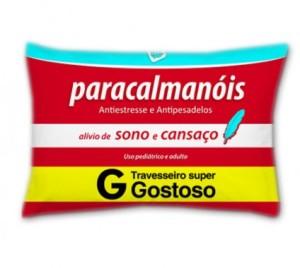 Fronha criativa Paracalmóis