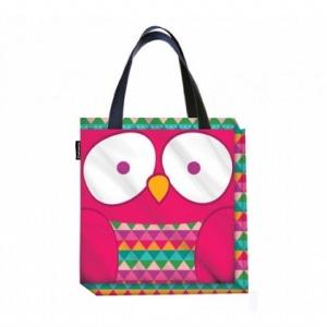 Bolsa sacola coruja