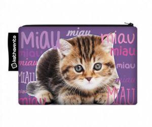 Porta moedas gato