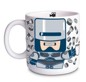 Caneca Robo Coffee 1