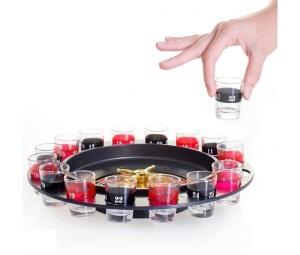 Jogo roleta com copos - porreta 1