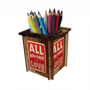 Porta canetas all love