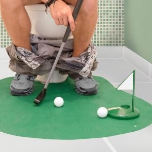 Jogo de golf banheiro 4