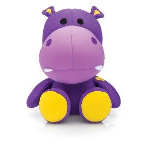 Almofada mania hipopótamo