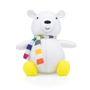 Almofada mania urso polar