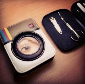 Kit manicure instagram