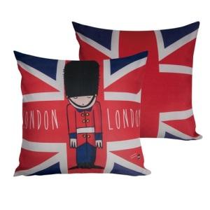 capa almofada london