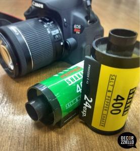 Saleiro filme fotográfico